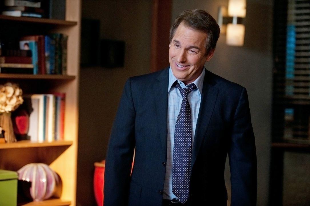 Steht Amelia zur Seite: Sheldon (Brian Benben) ... - Bildquelle: ABC Studios