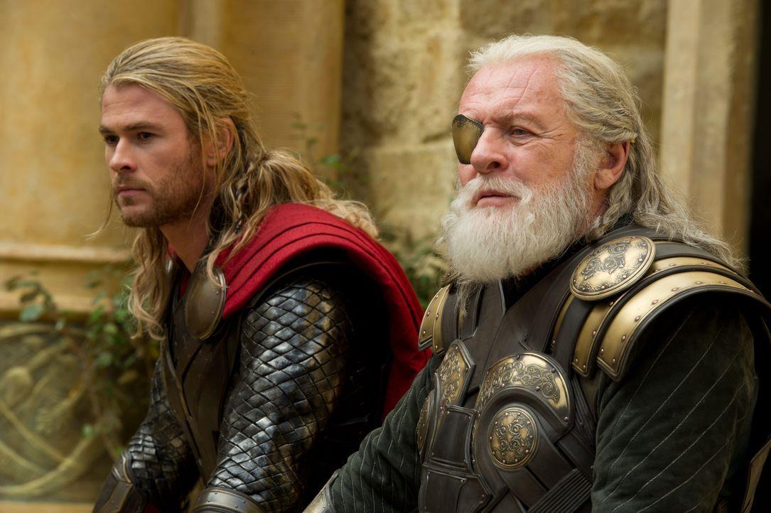 Göttervater Odin - Bildquelle: TM & © 2013 Marvel & Subs