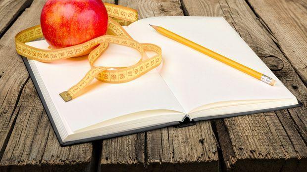 Diat Tagebuch Dokumentiertes Abnehmen Sat 1 Ratgeber