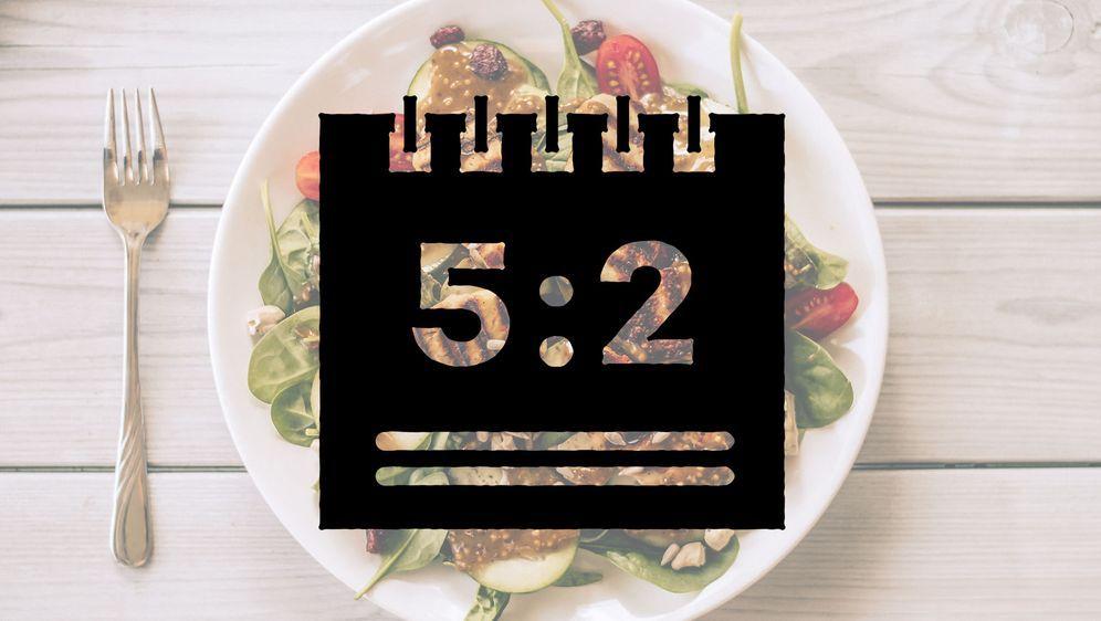 Intervallfasten 52 Abnehmen Mit Der 5 Zu 2 Diät