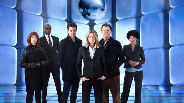 (5. Staffel) - Das Fringe-Team um Olivia Dunham (Anna Torv, 3. v. r.) muss si...
