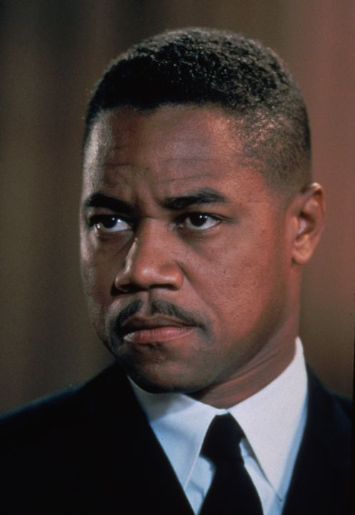 Kämpft vor Gericht für sein Recht: Carl Brashear (Cuba Gooding Jr.) - Bildquelle: 2000 Twentieth Century Fox Film Corporation. All rights reserved.