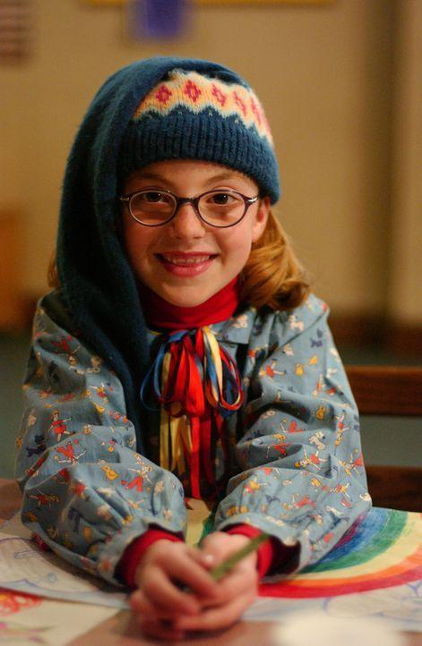 Gott erscheint Joan in Gestalt eines kleinen Mädchens (Juliette Goglia) ... - Bildquelle: Sony Pictures Television