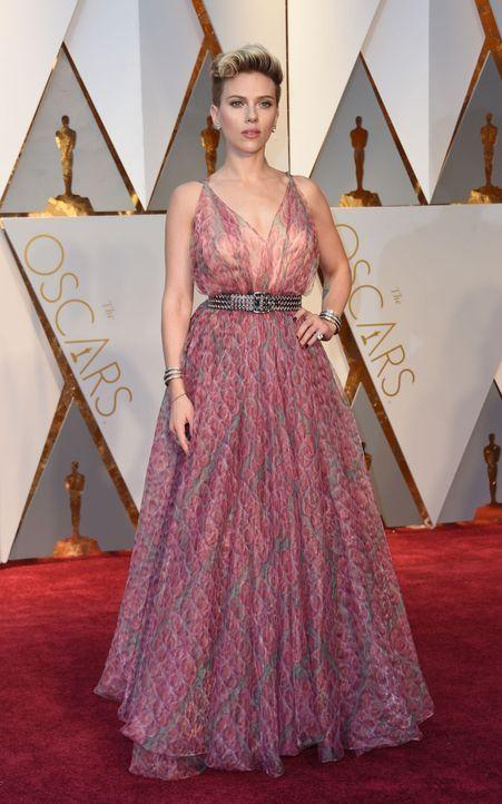 Scarlett-Johansson-AFP - Bildquelle: AFP PHOTO / VALERIE MACON