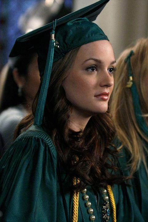 Die Highschool-Zeit von Blair (Leighton Meester) und damit auch die Ära der Queen B gehen zu Ende ... - Bildquelle: Warner Brothers