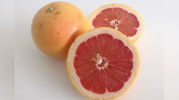 Grapefruit für einen besseren Blowjob