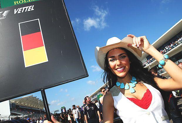 Formel 1: Großer Preis der USA - Bildquelle: Getty