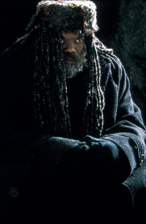 Einst war Romulus (Samuel L. Jackson) ein talentierter Pianist, heute jedoch hört er Stimmen und lebt in einer Höhle im Park. Als dort eine Leiche g... - Bildquelle: Francise Productions