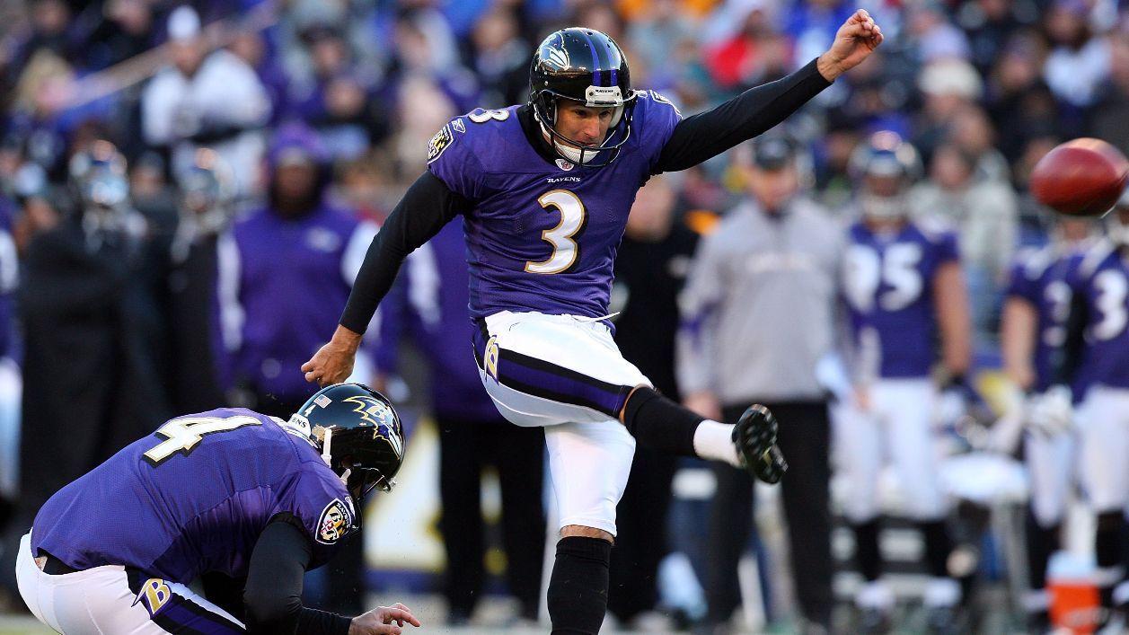 Baltimore Ravens - Matt Stover - Bildquelle: Getty Images