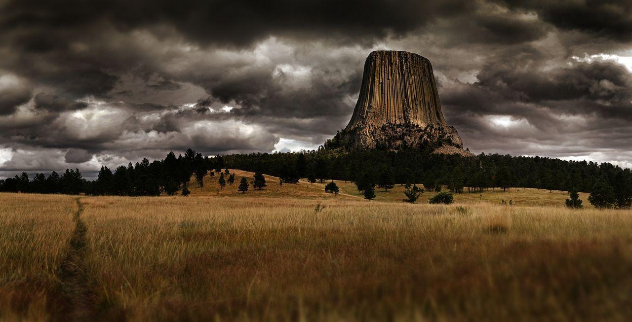 Die Tornado Hunters wollen alle Aspekte der natürlichen Stärke und Schönheit spektakulärer Stürme festhalten ...