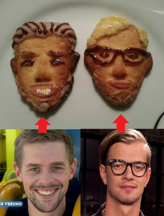 Joko & Klaas Gebäck