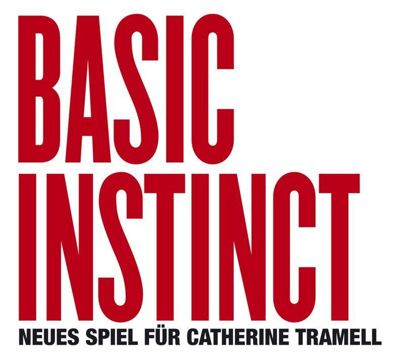 """Logo - """"Basic Instinct"""" - Bildquelle: Constantin Film"""