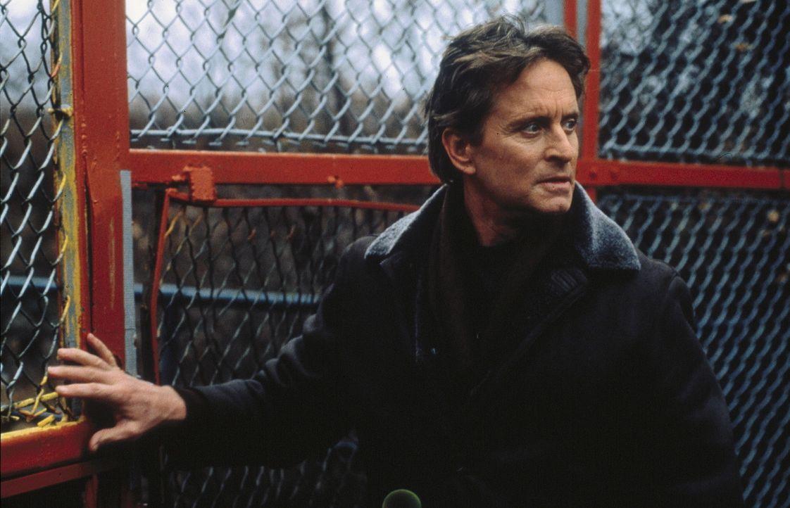 Innerhalb kürzestes Zeit gerät sein Leben total aus den Fugen: Psychiater Dr. Nathan Conrad (Michael Douglas) ... - Bildquelle: 20th Century Fox Film Corporation