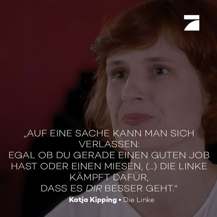 KATJA KIPPING DIE LINKE