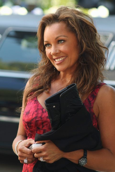 Zu Besuch in der Wisteria Lane: Renne Perry (Vanessa Williams) ... - Bildquelle: ABC Studios