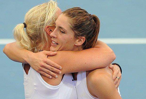 Fed Cup: Halbfinale (gegen Australien) - Bildquelle: 2014 Getty Images