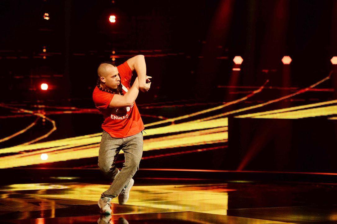 Got-To-Dance-Two-Face-02-SAT1-ProSieben-Willi-Weber - Bildquelle: SAT.1/ProSieben/Willi Weber
