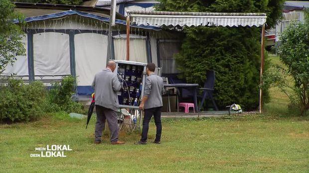 Mein Lokal, Dein Lokal - Mein Lokal, Dein Lokal - Strenge Prüfung Des Campingplatzes Vogelsang