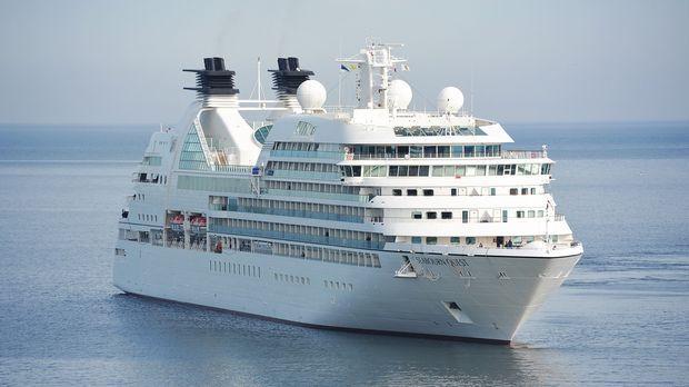 Die Größten Schiffe Der Welt