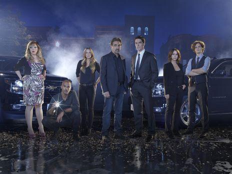 Criminal Minds - (10. Staffel) - Im Kampf gegen das Böse: Reid (Matthew Gray...