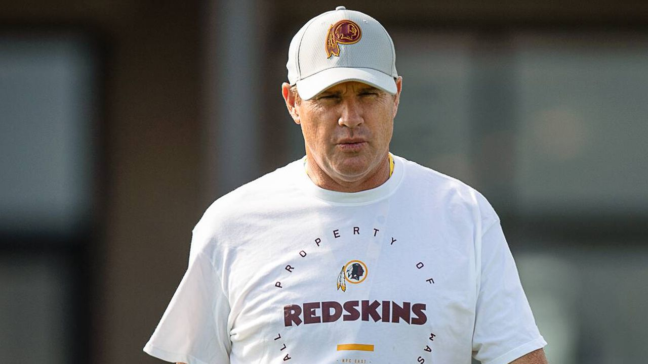 8. Jay Gruden (Washington Redskins) - Bildquelle: imago/ZUMA Press