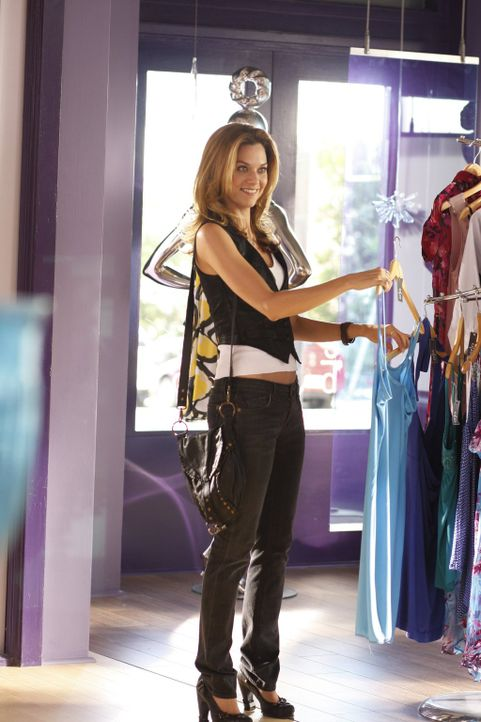 Hat Peyton (Hilarie Burton) endlich ihren leiblichen Vater ausfindig gemacht? - Bildquelle: Warner Bros. Pictures