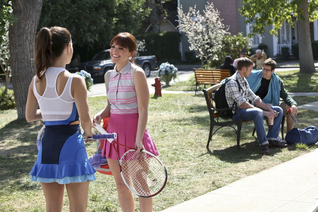 Staffel 3, Folge 9 - Zoe - Bildquelle: Warner Bros. Entertainment Inc.
