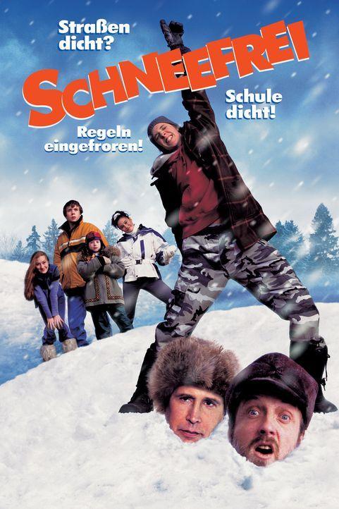 Schneefrei - Plakat - Bildquelle: TM, ® &   2017 by Paramount Pictures. All Rights Reserved.