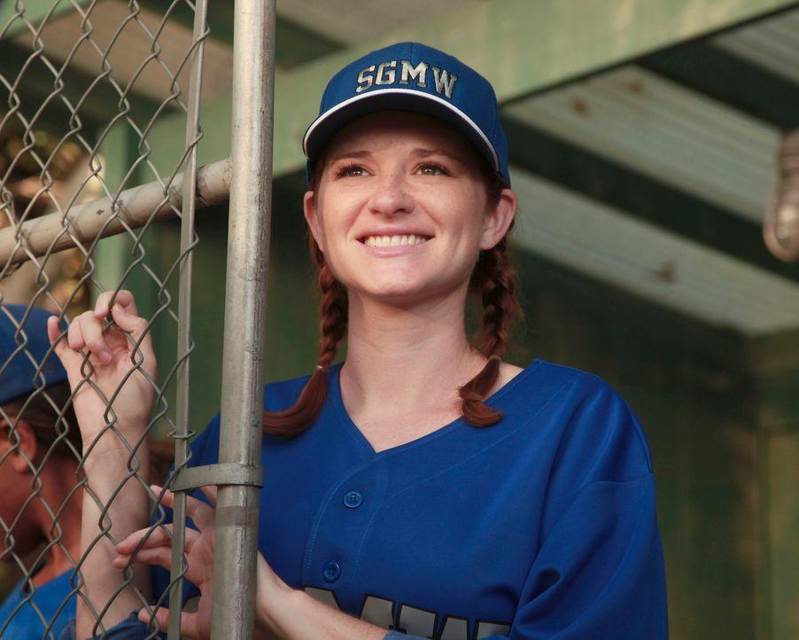 Cristina fiebert ihrer Chance entgegen, Teddy bei mehreren Operationen zu assistieren. Doch um sie zu testen, zieht Teddy ihr April (Sarah Drew) vor... - Bildquelle: ABC Studios