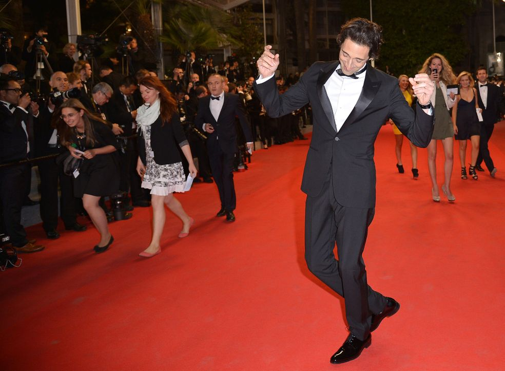 Cannes-Filmfestival-Adrien-Brody-14050-2-AFP - Bildquelle: AFP