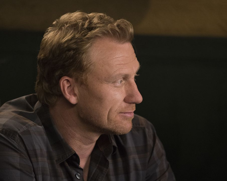 Auf Amelia wartet ein komplizierter Fall, während Owen (Kevin McKidd) sich fragt, ob er wirklich an dem Innovationswettbewerb teilnehmen will ... - Bildquelle: Mitch Haaseth 2017 American Broadcasting Companies, Inc. All rights reserved./Mitch Haaseth