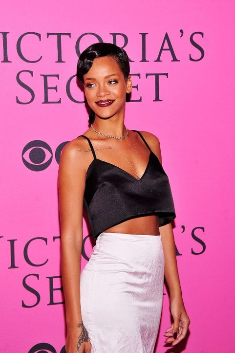 "Rihanna bei ""Victoria's Secret"" - Bildquelle: AFP"