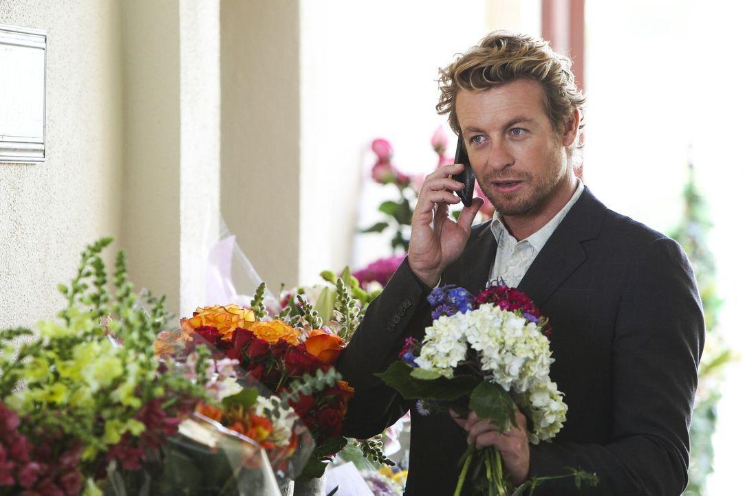 Mehrere Agenten wurden getötet. Patrick Jane (Simon Baker) soll den Mörder fassen ... - Bildquelle: Warner Bros. Television