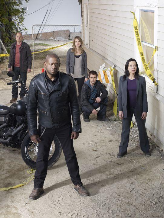 (1. Staffel) - Bringen jeden Täter zur Strecke: Sam Cooper (Forest Whitaker, 2.v.l.), Gina LaSalle (Beau Garrett, M.), Mick Rawson (Matt Ryan, 2.v.r... - Bildquelle: ABC Studios