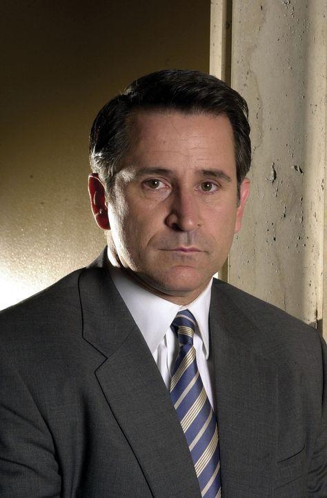 (1. Staffel) - Detective Jack Malone (Anthony LaPaglia) ist der erfahrene Kopf der Spezialeinheit. Er hat in seiner Dienstzeit schon einiges erlebt... - Bildquelle: Tony Esparza Warner Bros. Entertainment Inc.