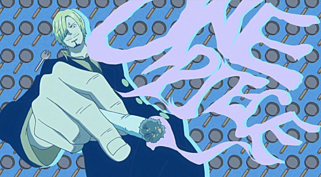 Sanji - Das fünfte Mitglied der Strohhut-Bande - Bildquelle: Eiichiro Oda/Shueisha, Toei Animation