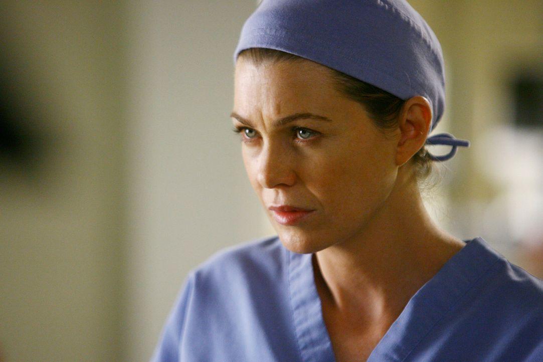 Izzie und Meredith (Ellen Pompeo) sollen gemeinsam mit Erica Hahn einen Herzpatienten betreuen. Der Patient ist niemand Geringeres als der Mann, dem... - Bildquelle: Touchstone Television