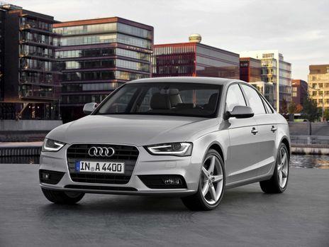 Abenteuer Auto - Der Audi A4 bekommt ein neues Gesicht: Der Mittelklasse-Best...