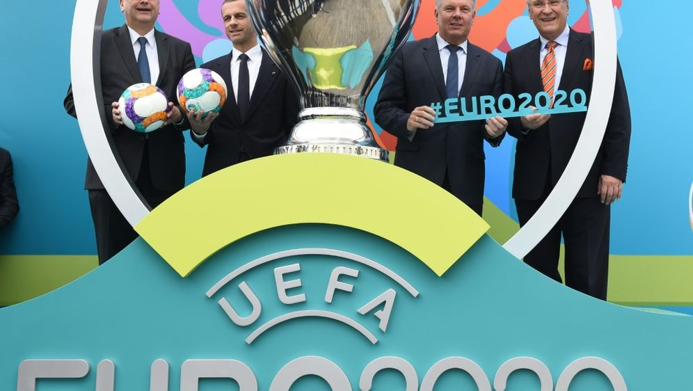 Die UEFA stellt die Weichen für paneuropäische EM 2020 - Bildquelle: AFPSIDCHRISTOF STACHE