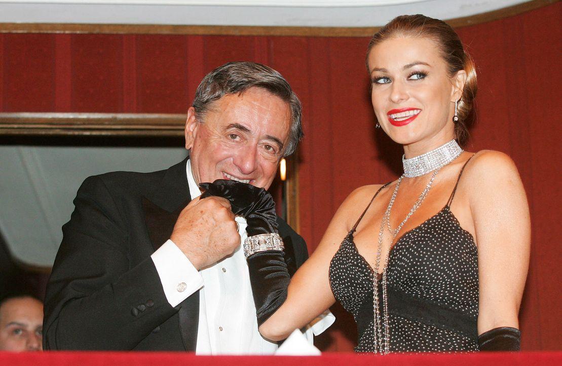 Richard-Lugner-Carmen-Electra-06-02-23-AFP - Bildquelle: AFP