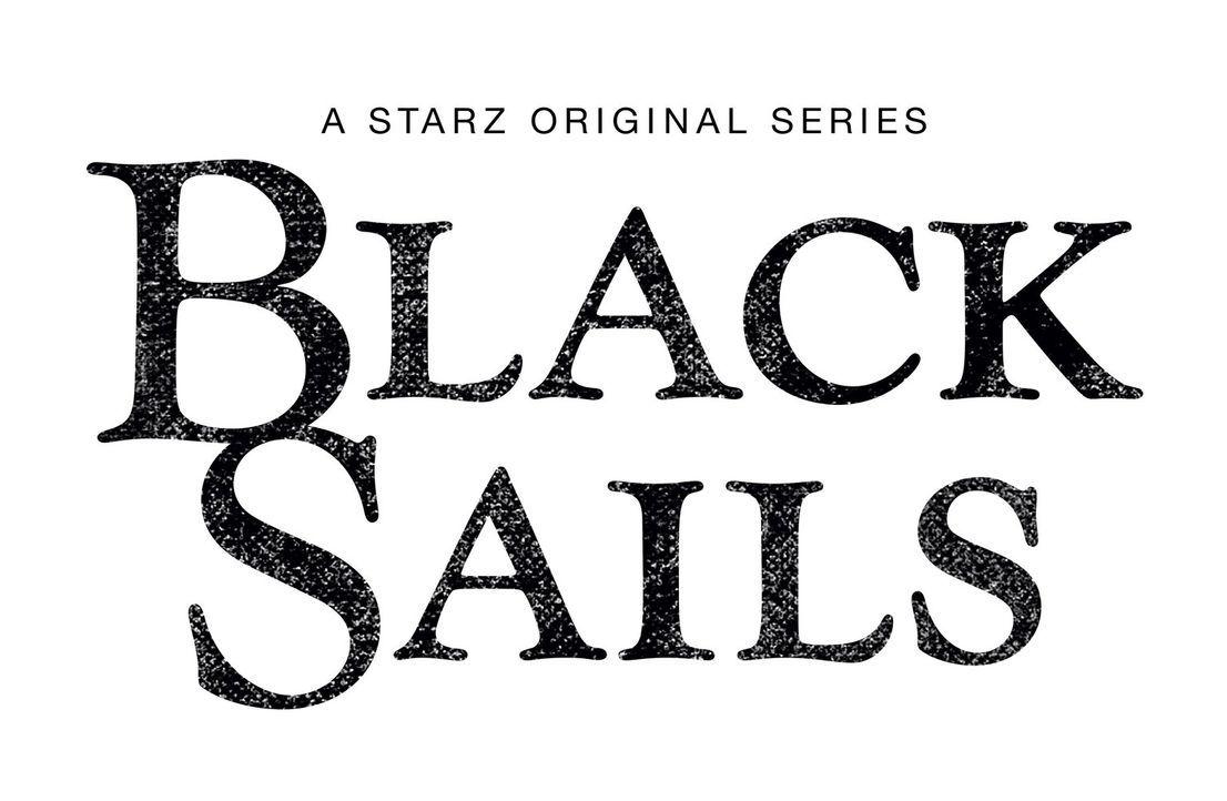 (1. Staffel) - BLACK SAILS - Logo - Bildquelle: 2013 Starz Entertainment LLC, All rights reserved