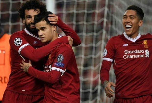 Liverpool gewinnt die Gruppe E und steht im Achtelfinale