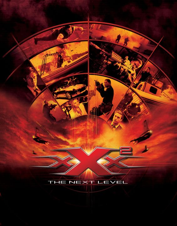 xXx 2 - The Next Level - Artwork - Bildquelle: 2005 Revolution Studios Distribution Company, LLC. All Rights Reserved.