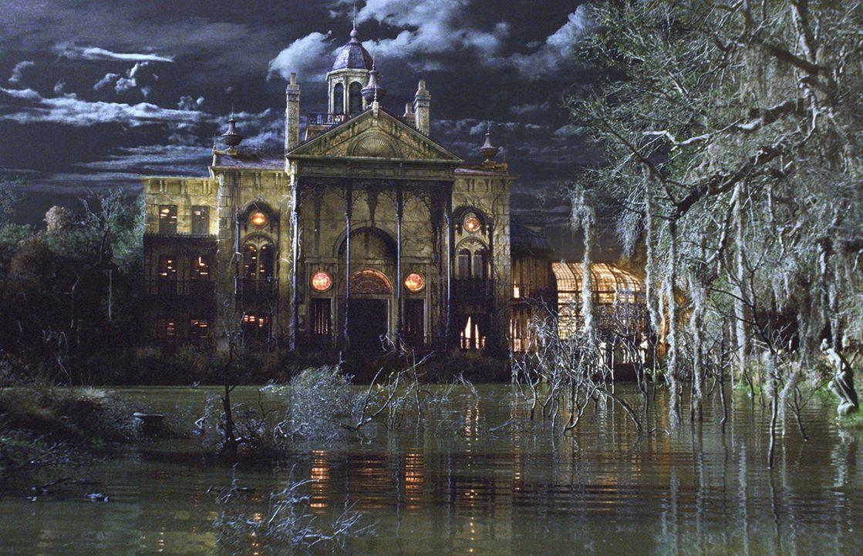In der Geistervilla geht es nicht mit rechten Dingen zu ... - Bildquelle: Buena Vista Pictures Distribution