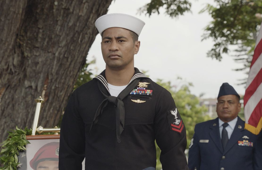 Junior Reigns (Beulah Koale) - Bildquelle: 2018 CBS Broadcasting, Inc. All Rights Reserved