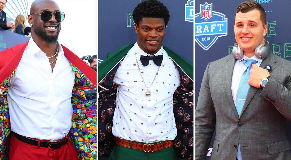 Das machen die NFL-Rookies mit ihrem ersten Gehaltsscheck - Bildquelle: Imago