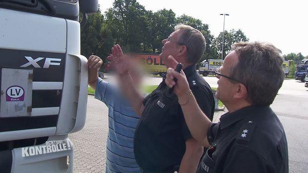 Achtung Kontrolle - Achtung Kontrolle! - Abgas-trickser Im Visier Der Autobahnpolizei Braunschweig