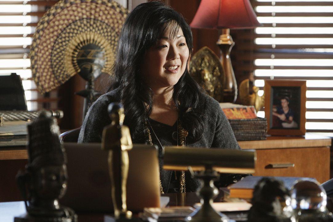 Ein Geist macht Avery Grant (Margaret Cho) das Leben schwer ... - Bildquelle: ABC Studios