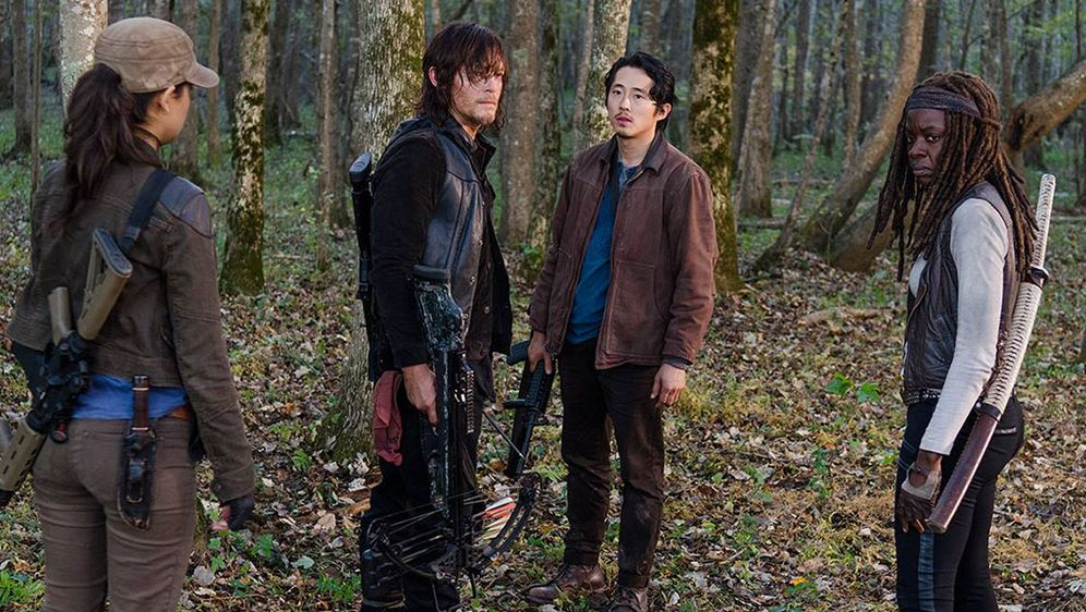 The Walking Dead Staffel 6 Was In Der Serie Passiert Ist Extrem