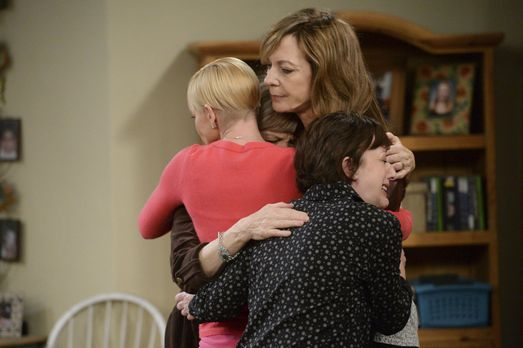 Mom - Mit einem Rückfall hat niemand gerechnet. Bonnie (Allison Janney, M.) b...